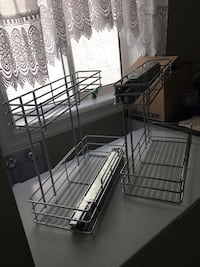 Pull out organizing wrack for cupboards  Edmonton, T5X 6K5