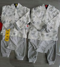 NEW! Baby Clothes 6m & 9m Vaughan