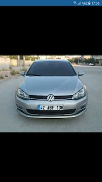 Volkswagen Golf7 1.6TDi bluemotion Konya