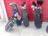 Golf clubs and bag Lewisville, 75067
