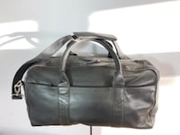 Leather bag holdall London