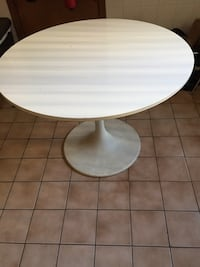 """Round Dining Table 41"""" wide"""