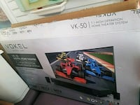 Vizio flat screen TV box Garden Grove, 92844