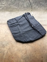 Jeep Wrangler top panel storage bag Surrey, V4A 4X8