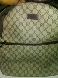GUCCI BACKPACK (AUTHENTIC) Marshall, 75670