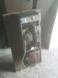 Old Philadelphia pay phone