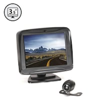 New Complete Car Backup Camera System with Display Screen Calgary