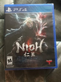 Nioh PS4 Woodbridge, 22192
