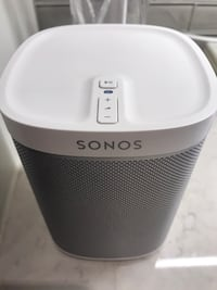 Sonos Play:1 (White) -- 2 Available 538 km