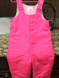 Kids Snow Coveralls Size 5T Humble, 77396