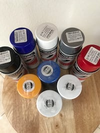 Paint for RC cars Sparks, 89436