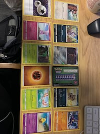 Pokemon Cards Halethorpe, 21227