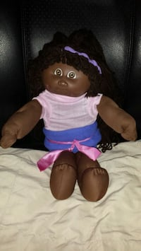 Vintage Cabbage Patch Doll by Xavier Roberts Calgary, T2P 1B9