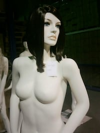 Maniquí blanco Madrid, 28031