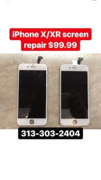 Phone screen repair x xr Southfield