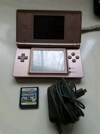 Pink Nintendo DS with game cartridge Edmonton, T5T