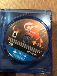 PS4 Mortal Kombat X game disc Toronto, M9C