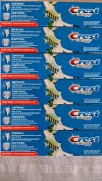 Crest Complete Toothpaste 6.2 oz (Brand New) Toronto, M1T 3J6