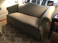 Custom made 3 person sofa. Stylish, well made, durable and truly one of a kind!  721 km