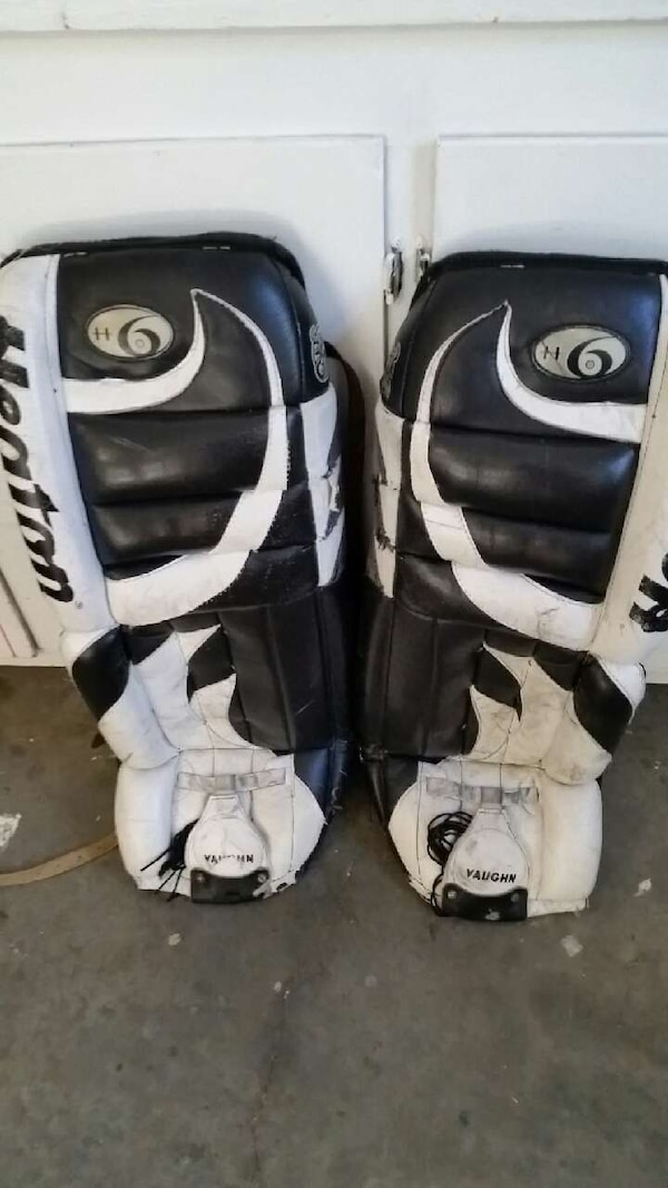 Ice hockey Goalie Leg Pads