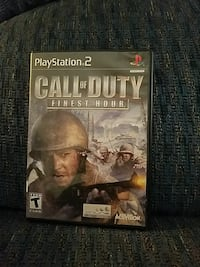 Sony PS3 Call of Duty Modern Warfare 2 game case Palmyra, 53156