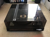 BSR McDonald 4800 turntable vintage Oakland, 94610