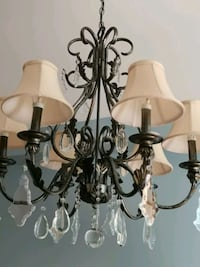 Grande Chandelier Light Vaughan