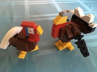 2 lego turkeys New Market, 21774