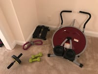 Workout Equipment Bundle Manassas, 20109
