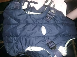 Baby infantino carrier
