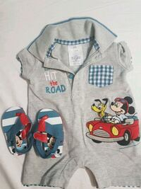 New Baby Boy Outfit  Langley