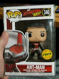 Ant Man Chase and Janet Van Dyne exclusive Funko p 7 km