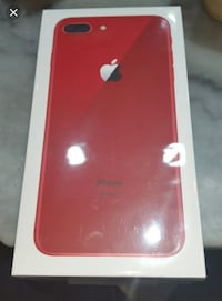 iPhone 8 Plus red in box Baltimore, 21215