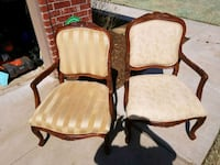 Antique looking chairs Yukon