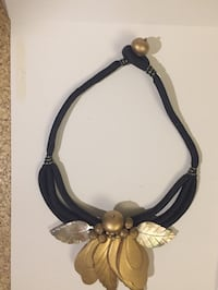 Black and brown beaded necklace San Jose, 95129