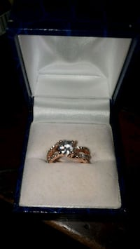 Beautiful Rose Gold filled Ring London, N5Y 4L1