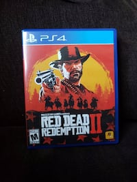 red dead redemption for ps4 Washington