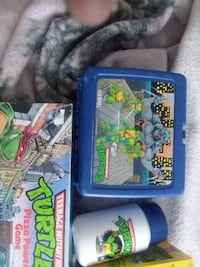 two Nintendo Game Boy Advance game cartridges Lake Station
