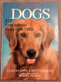 First Edition Pictorial Encyclopedia of Dogs Martinsburg, WV, USA