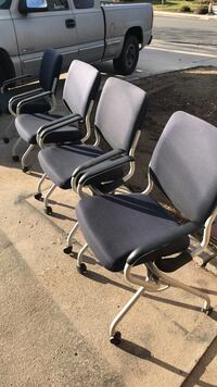 black and gray rolling chair Poway, 92064