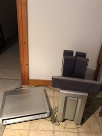 SONY Dvd & sound system home systeme de son Laval, H7S 1Y3