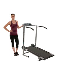 EXERPEUTIC 100XL MagneticTreadmill with Heart Puls Mississauga, L5W 1L8