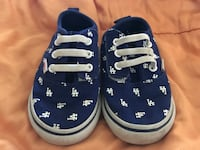LA Dodgers Vans Toddler 5.5 Long Beach, 90805