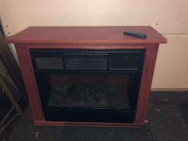 """Amish Made space heater """"Heat Surge"""""""