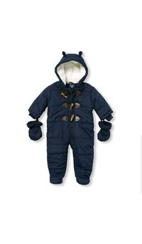 New childrens place snowsuit + baby stuff West Springfield, 22152
