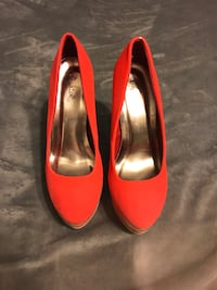 red shoedazzle heels Manassas, 20109
