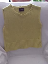 Yellow Top  size 6-8