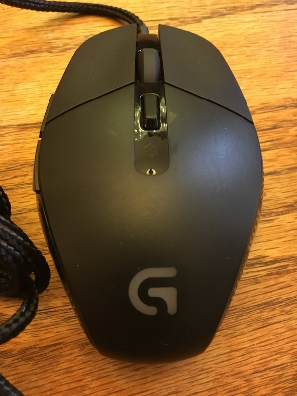 519abe8a0f9 Used Logitech G303 PC Gaming Mouse for sale in Laguna Niguel - letgo