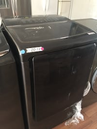 black Samsung front-load clothes washer Aliso Viejo, 92656