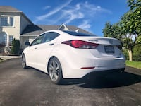 2016 Hyundai Elantra LIMITED-Leather-Sunroof Private Sale Whitchurch-Stouffville